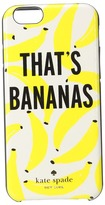 Kate Spade That's Bananas iPhone Case for iPhone 6