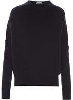 Jil Sander Round-neck oversized sweater