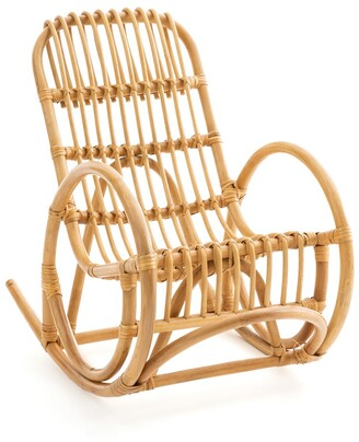 La Redoute Interieurs Malu Children's Rattan Rocking Chair