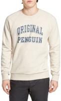Original Penguin Men's Heritage Sweatshirt