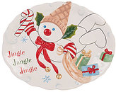 Fitz & Floyd Mr. Bingle Platter