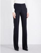 Max Mara Alessia wool-blend trousers