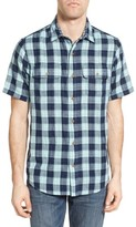 Tailor Vintage Men's Buffalo Plaid Sport Shirt