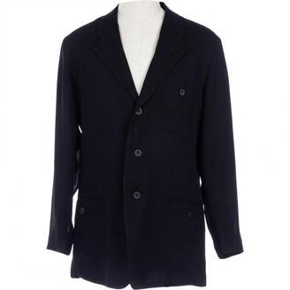 Issey Miyake Black Synthetic Jackets
