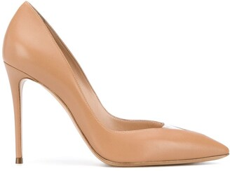 Casadei Point Toe Pumps