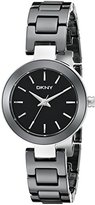 DKNY Women's NY2355 STANHOPE Black Watch