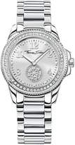 Thomas Sabo Glam Chic Silver Tone Dial Stainless Steel Bracelet Ladies Watch