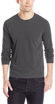 Splendid Mills Men's Long Sleeve Pigment T-Shirt