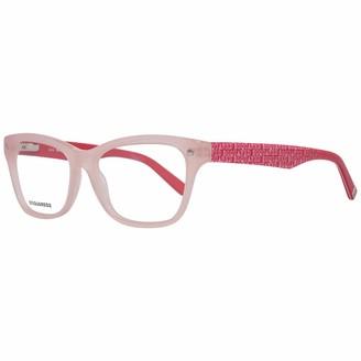 DSQUARED2 Women's Brillengestelle DQ5138 072-53-15-140 Optical Frames