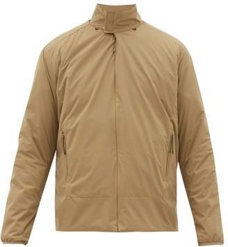 Snow Peak Zip Through Shell Jacket - Mens - Beige