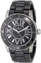 Le Château Women's 5870_blk Persida LC Ceramic Watch
