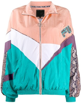 Fila Aiko retro zipped jacket