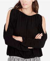 Rachel Roy Cold-Shoulder Top, Created for Macy's