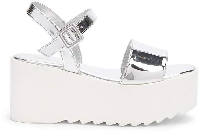 a6100baece Forever 21 Silver Shoes For Women - ShopStyle Canada