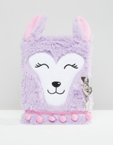 Paperchase Llama Fluffy Notebook