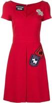 Moschino Jacquard Dress