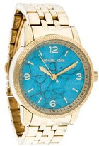 Michael Kors Color Turquoise Watch