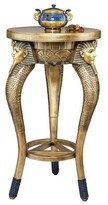 Toscano King of the Nile End Table Design