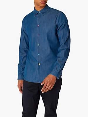 Paul Smith Tailored Denim Shirt, Denim