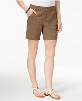 Style&Co. Style & Co Slim-Fit Shorts, Created for Macy's