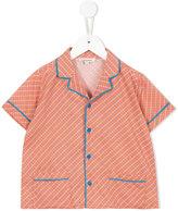 Caramel Caper shirt - kids - Cotton - 6 yrs