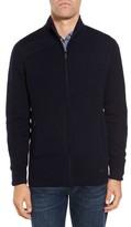 Rodd & Gunn Men's Ketu Bay Zip Front Merino Wool Sweater