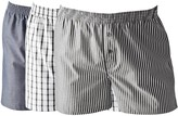 LA REDOUTE COLLECTIONS Pack of 3 Cotton Boxers