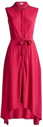 Claudie Pierlot Waterfall-Hem Dress