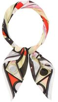 Emilio Pucci Abstract Printed Scarf