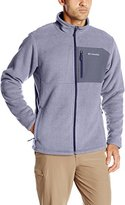 Columbia Men's Teton Peak Sherpa-Lined Fleece Jacket