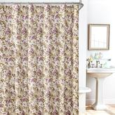 Leila Plisse 14-pc. Fabric Shower Curtain