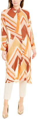 Lafayette 148 New York Kyrie Shirtdress