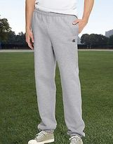 Champion Eco Fleece Elastic-Hem Men's Sweatpants Gym Clothes