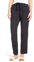 James Perse Women's Pull-On Poplin Pants