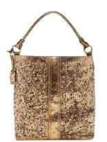 Frye Deborah Leather Studded Shoulder Bag