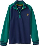 Chaps Toddler Boy Quarter-Zip Top
