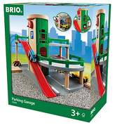 Brio Parking Garage Playset