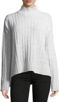 Derek Lam 10 Crosby Long-Sleeve Turtleneck Knit Sweater