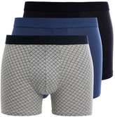 Tiger of Sweden GRANTHAM 3 PACK Shorts navy/blau/grau gemustert