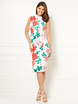 New York & Co. Eva Mendes Collection - Josephine Sheath Dress - Petite