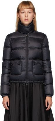 Moncler Black Down Lannic Jacket
