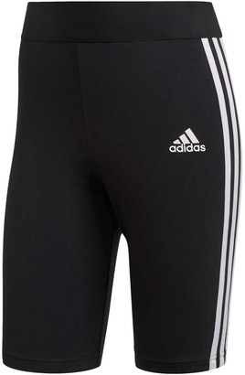 adidas Womens Must Haves 3 Stripes Short Tights