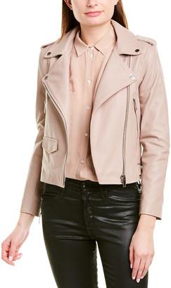 Walter Baker Liz Leather Jacket