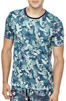 Guess Printed Beachwear Jersey Tee