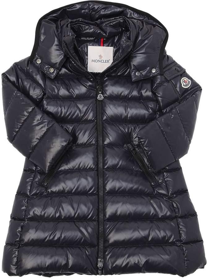 Moncler Moka Nylon Down Jacket