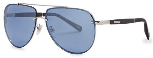 Chopard Blue Aviator-style Sunglasses
