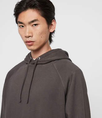 AllSaints Coil Pullover Hoodie