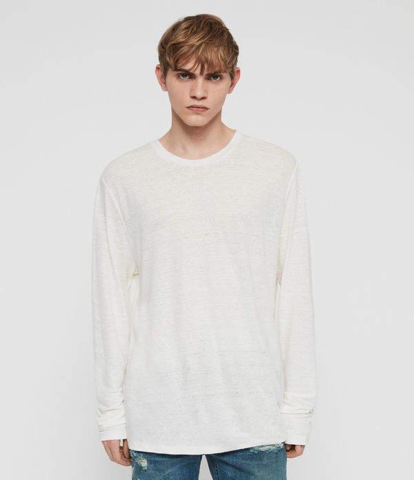 b1b299a9c All Saints Long Sleeve Shirts - ShopStyle