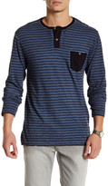 Volcom Dyed Trying Henley Shirt