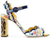 Dolce & Gabbana Keira Majolica and